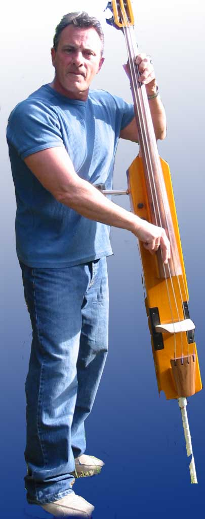Curruthers Electric Upright Bass#1